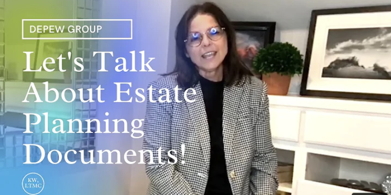 Let's Talk About Real Estate Documents!